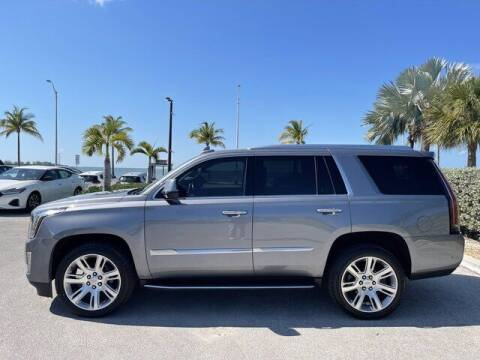 2018 Cadillac Escalade for sale at Niles Sales and Service in Key West FL