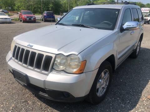2008 Jeep Grand Cherokee for sale at AUTO OUTLET in Taunton MA