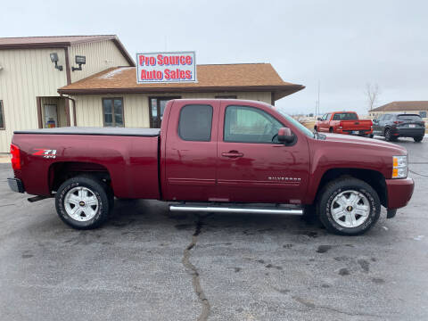 2013 Chevrolet Silverado 1500 for sale at Pro Source Auto Sales in Otterbein IN