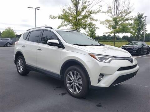 2017 Toyota RAV4 for sale at Southern Auto Solutions - Lou Sobh Kia in Marietta GA