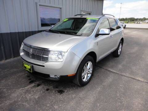 2010 Lincoln MKX for sale at Moss Service Center-MSC Auto Outlet in West Union IA