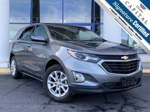 2018 Chevrolet Equinox for sale at Southern Auto Solutions - Capital Cadillac in Marietta GA