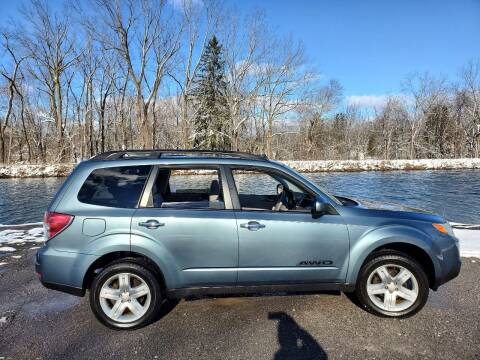 2010 Subaru Forester for sale at Auto Link Inc in Spencerport NY