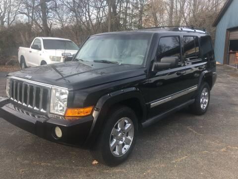 2006 Jeep Commander for sale at Rombaugh's Auto Sales in Battle Creek MI