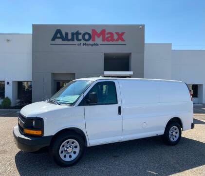 2013 Chevrolet Express Cargo for sale at AutoMax of Memphis in Memphis TN
