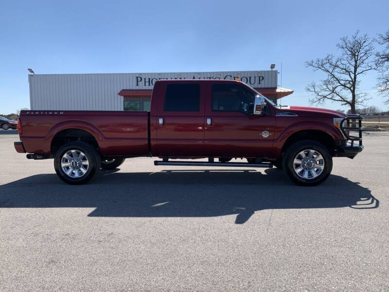 2013 Ford F-350 Super Duty for sale at PHOENIX AUTO GROUP in Belton TX