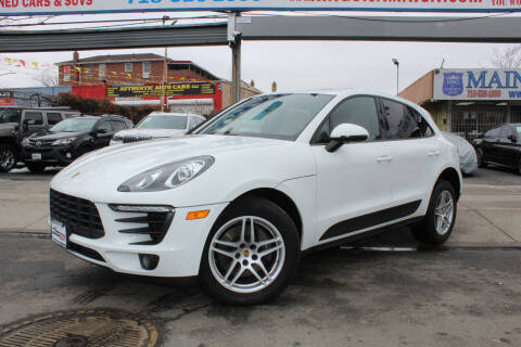 2018 Porsche Macan for sale at MIKEY AUTO INC in Hollis NY