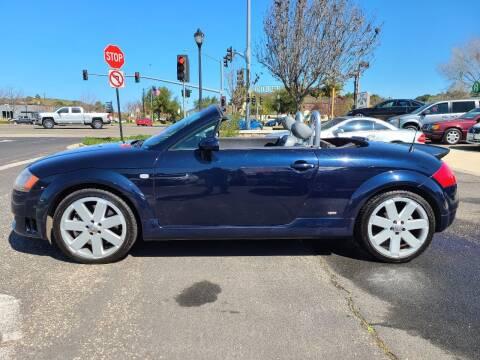 2004 Audi TT for sale at Coast Auto Sales in Buellton CA