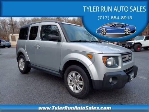 2007 Honda Element for sale at Tyler Run Auto Sales in York PA