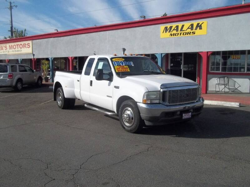 2004 Ford F-350 Super Duty for sale at Atayas Motors INC #1 in Sacramento CA