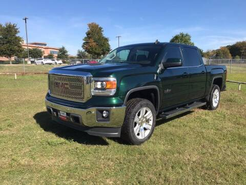2015 GMC Sierra 1500 for sale at LA PULGA DE AUTOS in Dallas TX