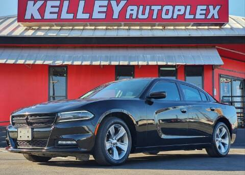 2017 Dodge Charger for sale at Kelley Autoplex in San Antonio TX