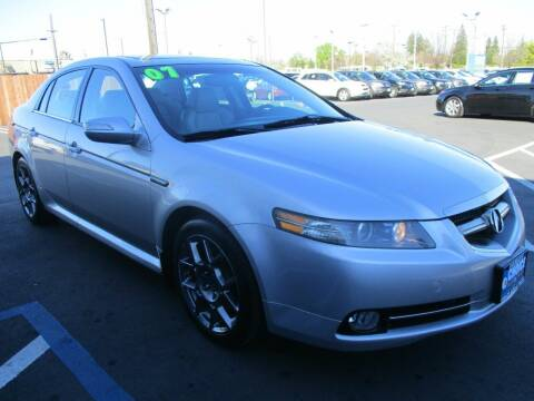 2007 Acura TL for sale at Choice Auto & Truck in Sacramento CA