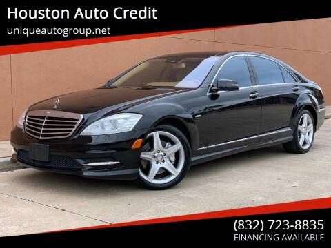 2011 Mercedes-Benz S-Class for sale at Houston Auto Credit in Houston TX
