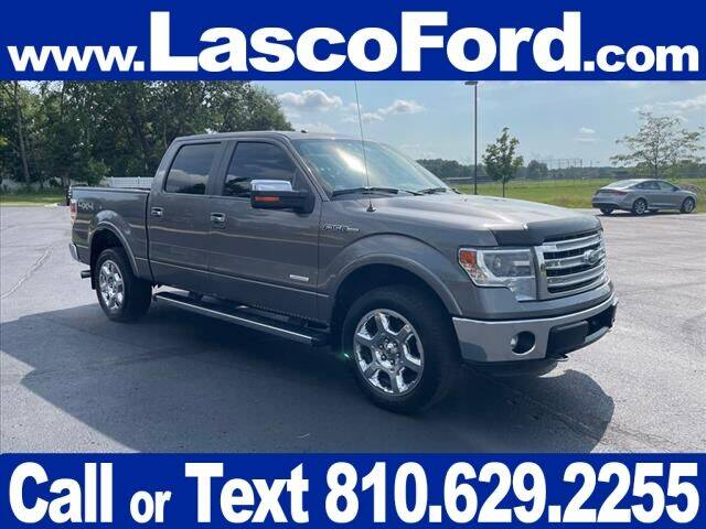 2014 Ford F-150 for sale at Lasco of Grand Blanc in Grand Blanc MI