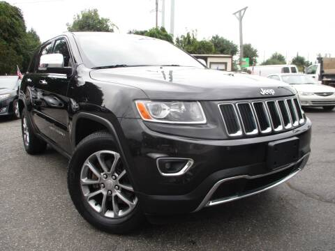 2014 Jeep Grand Cherokee for sale at Unlimited Auto Sales Inc. in Mount Sinai NY