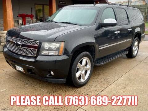 2011 Chevrolet Suburban for sale at Affordable Auto Sales in Cambridge MN