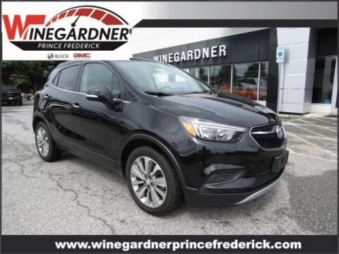 2018 Buick Encore for sale at Winegardner Auto Sales in Prince Frederick MD