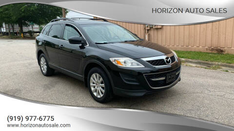2010 Mazda CX-9 for sale at Horizon Auto Sales in Raleigh NC