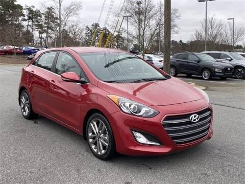 2016 Hyundai Elantra GT for sale at CU Carfinders in Norcross GA