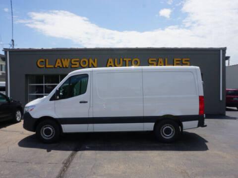 2019 Freightliner Sprinter Cargo for sale at Clawson Auto Sales in Clawson MI