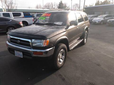 1998 Toyota 4Runner for sale at Nor Cal Auto Center in Anderson CA