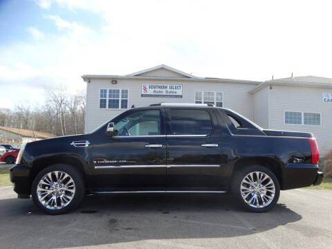 2007 Cadillac Escalade EXT for sale at SOUTHERN SELECT AUTO SALES in Medina OH