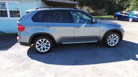 2012 BMW X5 for sale at action auto wholesale llc in Lillian AL