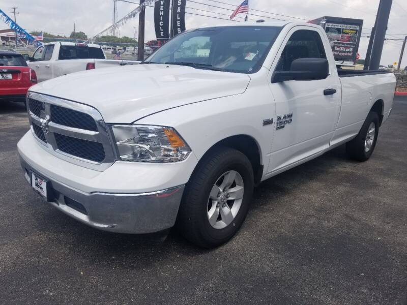 2019 RAM Ram Pickup 1500 Classic for sale at ON THE MOVE INC in Boerne TX