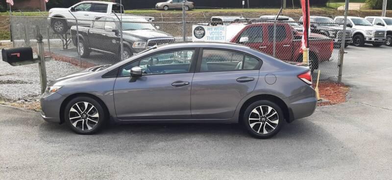 2015 Honda Civic for sale at Green Tree Motors in Elizabethton TN