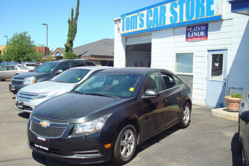 2014 Chevrolet Cruze for sale at Tom's Car Store Inc in Sunnyside WA