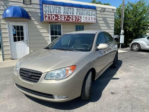 2009 Hyundai Elantra for sale at Silver Auto Partners in San Antonio TX
