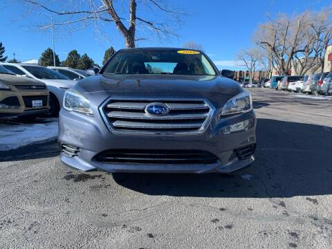 2016 Subaru Legacy for sale at Global Automotive Imports of Denver in Denver CO