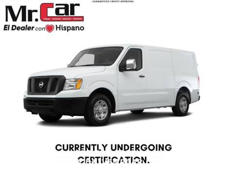 2017 Nissan NV Cargo for sale at Mr. Car LLC in Brentwood MD