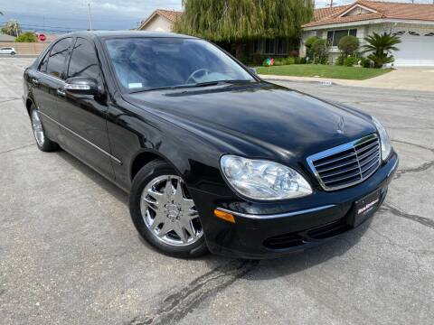 2006 Mercedes-Benz S-Class for sale at SoCal Motors in Los Alamitos CA