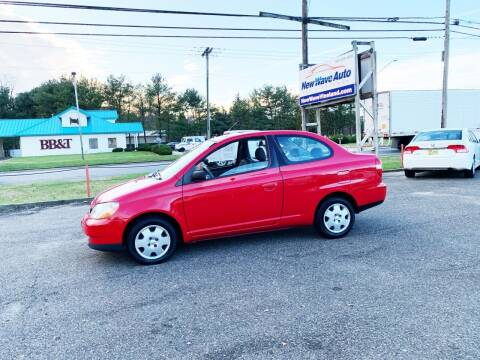 2002 Toyota ECHO for sale at New Wave Auto of Vineland in Vineland NJ