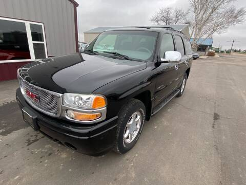 2006 GMC Yukon for sale at Hill Motors in Ortonville MN