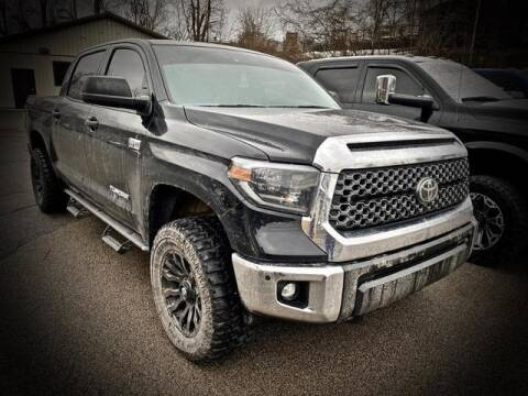 2020 Toyota Tundra for sale at Carder Motors Inc in Bridgeport WV