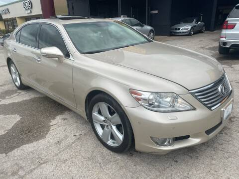 2011 Lexus LS 460 for sale at Austin Direct Auto Sales in Austin TX