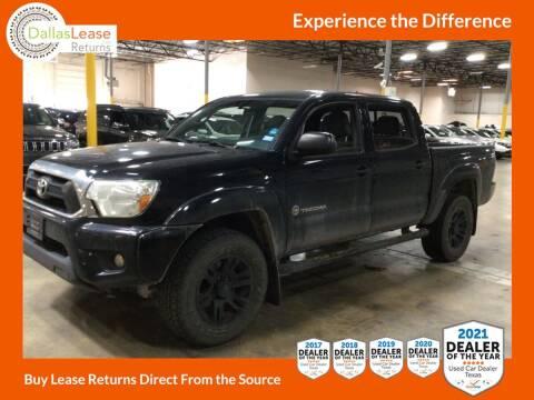 2015 Toyota Tacoma for sale at Dallas Auto Finance in Dallas TX