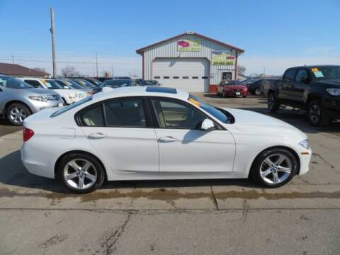 2014 BMW 3 Series for sale at Jefferson St Motors in Waterloo IA