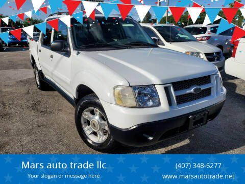 2005 Ford Explorer Sport Trac for sale at Mars auto trade llc in Kissimmee FL