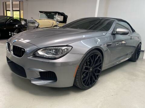 2012 BMW M6 for sale at Mag Motor Company in Walnut Creek CA