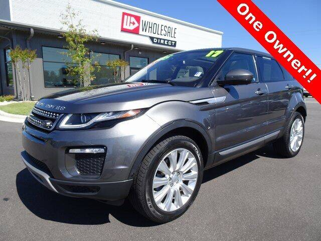 2017 Land Rover Range Rover Evoque for sale at Wholesale Direct in Wilmington NC