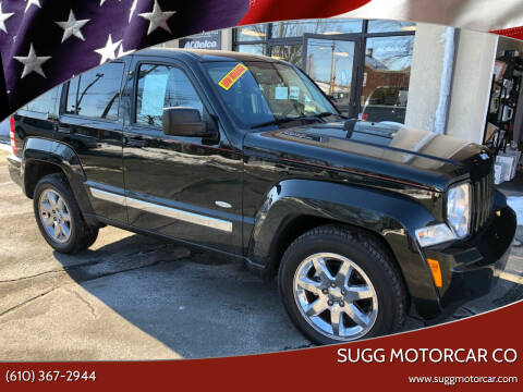 2012 Jeep Liberty for sale at Sugg Motorcar Co in Boyertown PA
