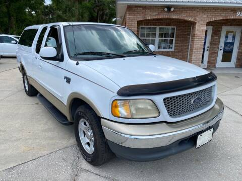 1999 Ford F-150 for sale at MITCHELL AUTO ACQUISITION INC. in Edgewater FL