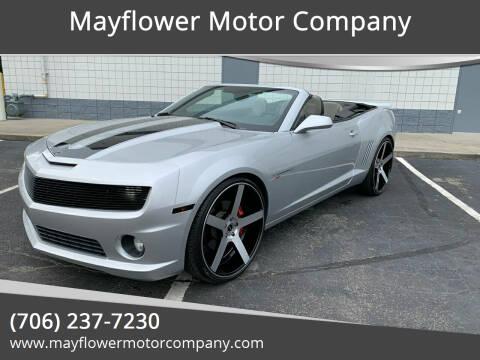 2011 Chevrolet Camaro for sale at Mayflower Motor Company in Rome GA