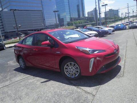 2020 Toyota Prius for sale at BEAMAN TOYOTA GMC BUICK in Nashville TN