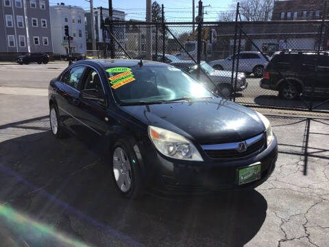 2008 Saturn Aura for sale at Adams Street Motor Company LLC in Dorchester MA