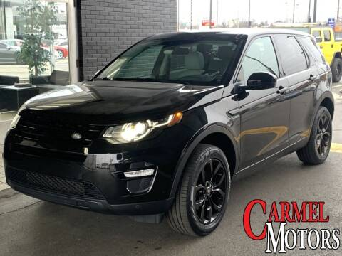 2016 Land Rover Discovery Sport for sale at Carmel Motors in Indianapolis IN